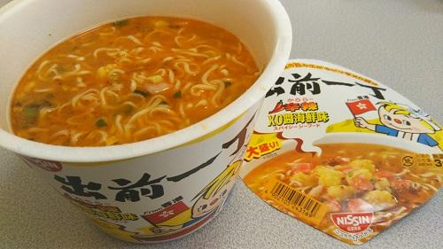 『出前一丁 桶麺 辛辣XO醤海鮮味』