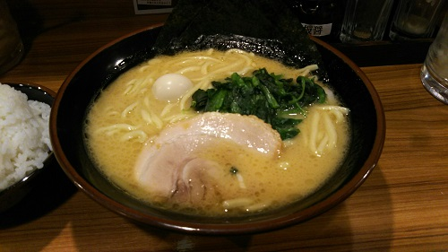 壱角家『横浜家系ラーメン 醤油』