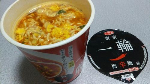 『東京 一輪 旨辛麺』