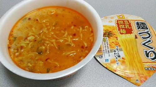 『麺づくり 豆乳担担麺』