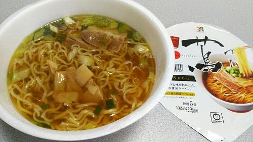 『蔦 醤油Soba』
