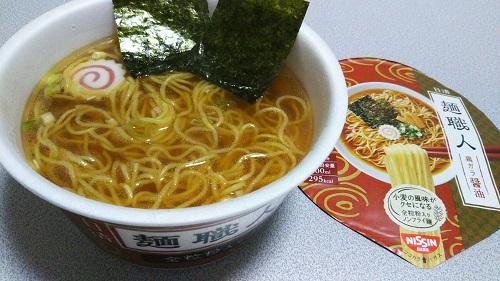 『日清麺職人 しょうゆ』