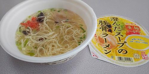『凄麺 澄んだスープの豚骨ラーメン』