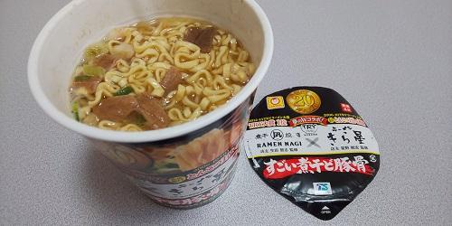『凪×きら星 すごい煮干ど豚骨』