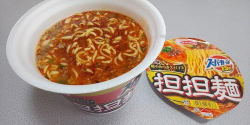 『スーパーカップ1.5倍 担担麺』